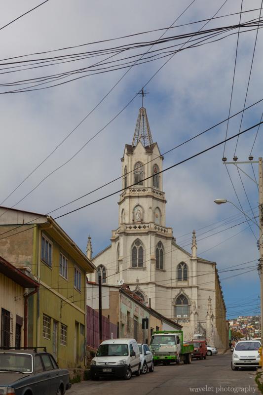 Iglesia de los Carmelitas, Valparaiso