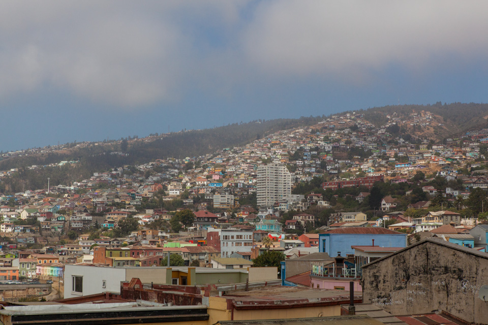 Cerro Abajo, Valparaiso