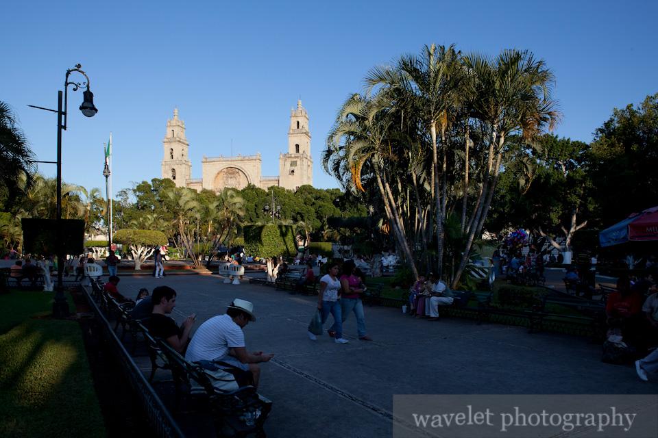 Mérida, Plaza Maya