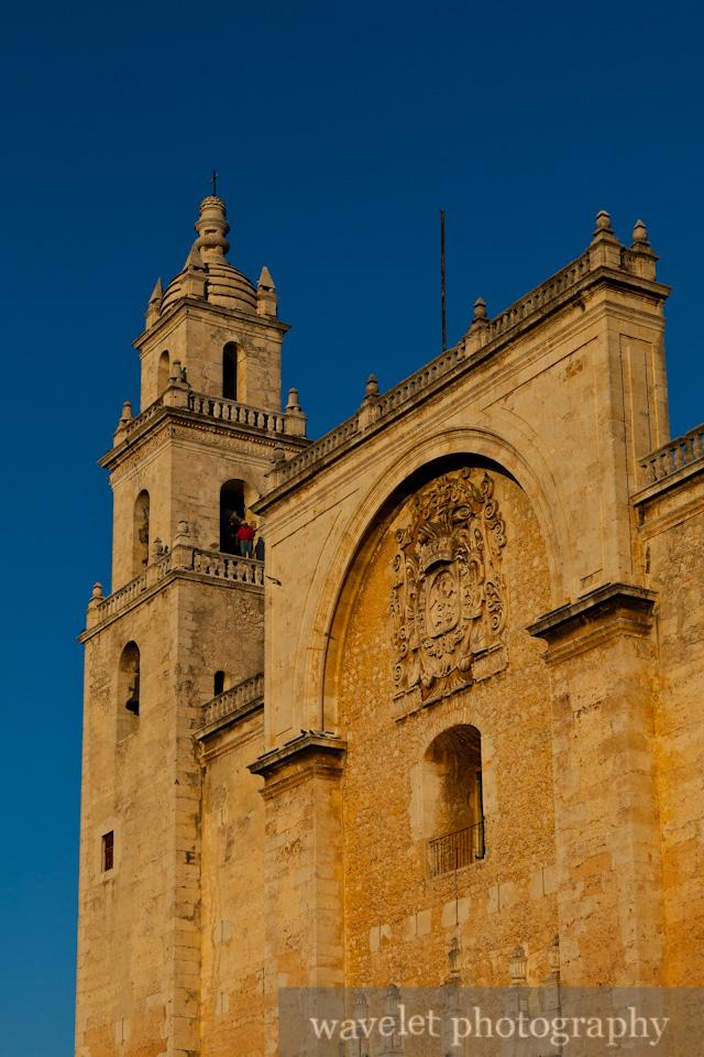Mérida, Catedral de San Ildefonso