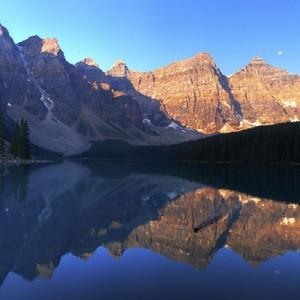 Banff and Jasper – Moraine Lake & Lake Louis