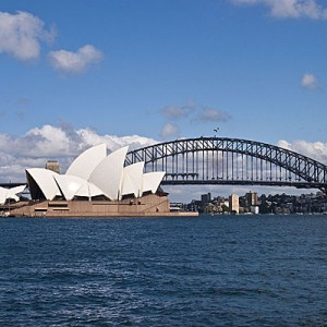 Sydney – A City of the West, the East and Down Under