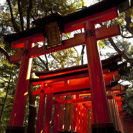 Japan – Temples and Shrines