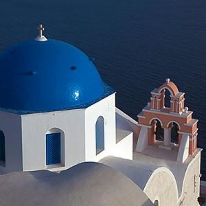 Greece – Santorini – Firá & Oia