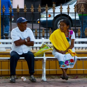 Yucatán, Mexico – People