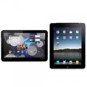 Xoom vs. iPad 2