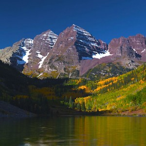 Colorado Fall Color – Maroon Bells