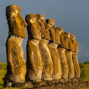 Islands – Easter Island – The Moai