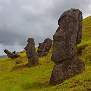 Islands – Easter Island – The Quarry