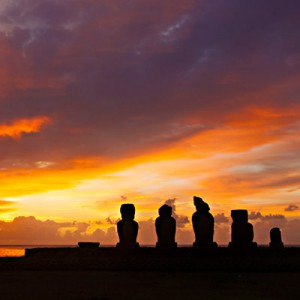 Islands – Easter Island – The Last Day