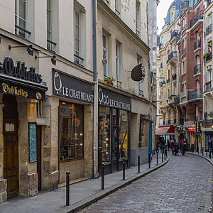 Paris – Latin Quarter