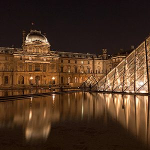Paris – Tuileries and The Louvre