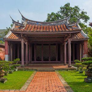 台南 – 古迹
