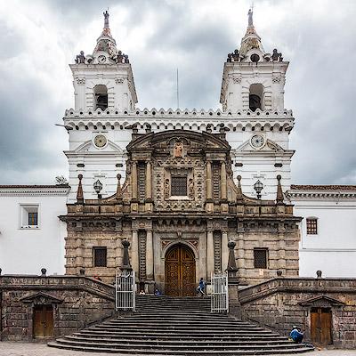 Quito – Heritage